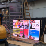 Montage WIPAmedia LED Screen