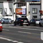LED Videowall als Werbedisplay in Graz