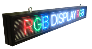 WIPAmedia LED Grafikdisplay Display